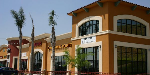 Retail Construction in Southern California